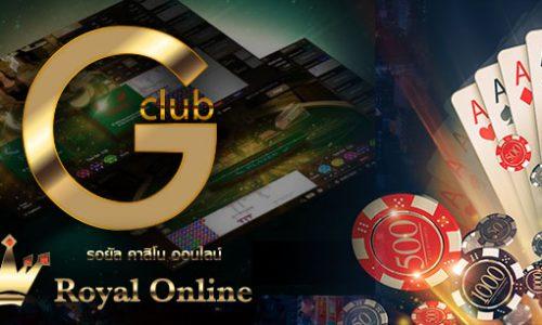 GCLUB คาสิโน สล็อตออนไลน์